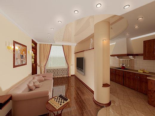 Ремонт квартиры 108 м2 - remontnikru