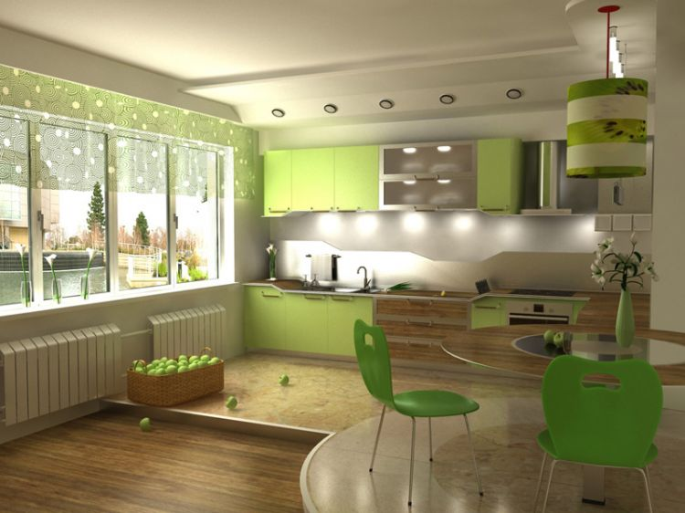 Хотите выбрать дизайн для своей кухни